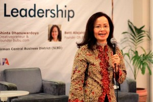 Inspiring Women Leadership